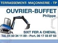 Ouvrier-Buffet Terrassement